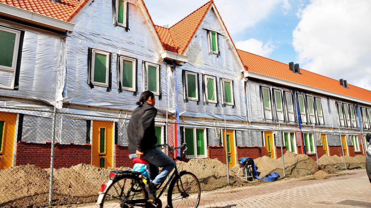 Aantal vergunningen voor nieuwbouwwoningen stijgt met 30 procent
