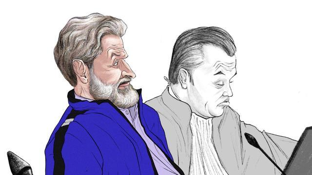 Klusjesman Josef B. en 'Ruinerwold-vader' blijven langer vastzitten