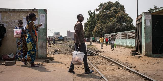 Grote mazelenuitbraak in Congo
