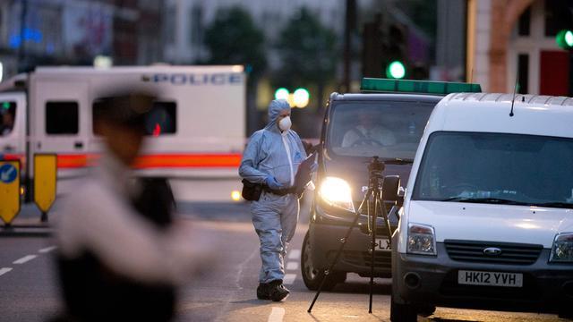 Geen bewijs radicalisatie dader dodelijke steekpartij Londen