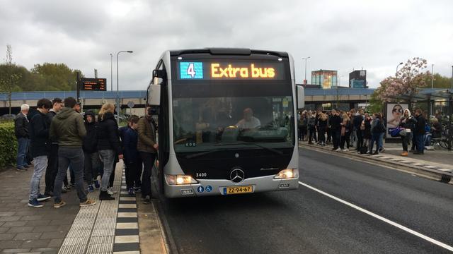 Tot en met oktober extra bussen tussen Groningen en Lauwersoog