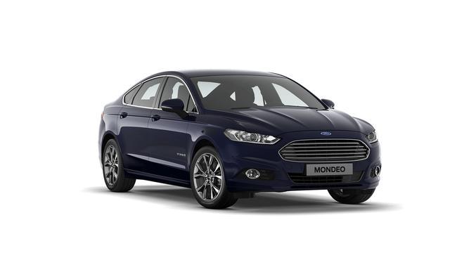 Ford doet hybride Mondeo in de aanbieding