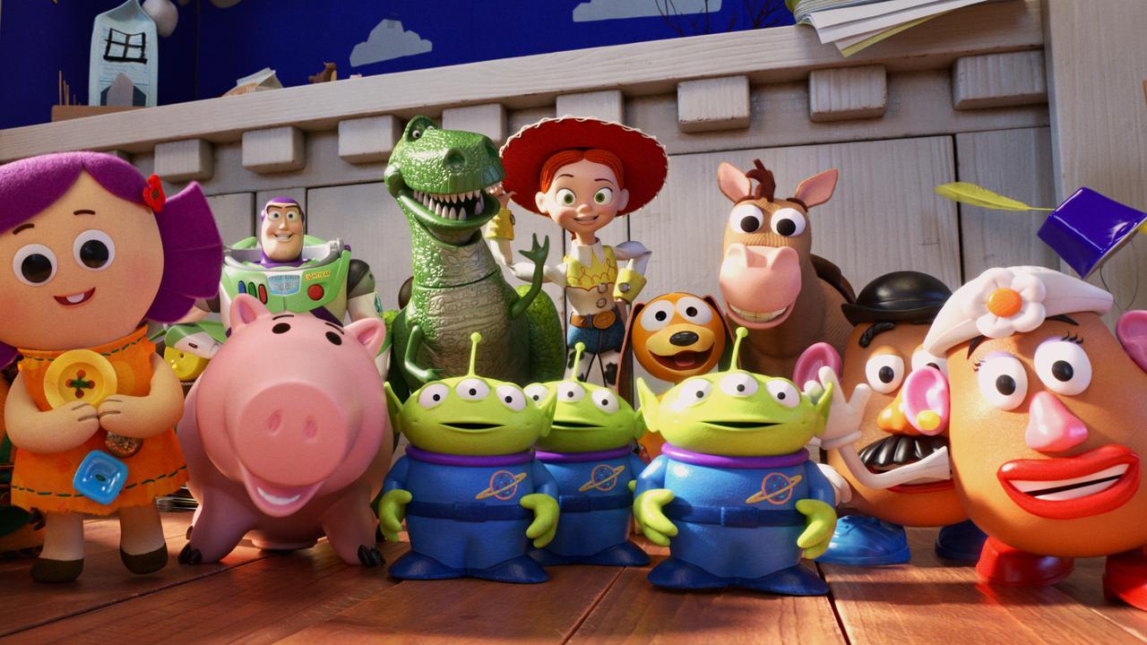 Bekijk hier de trailer van Toy Story 4