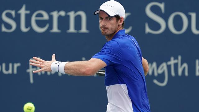 Murray laat US Open schieten na verlies bij rentree in Cincinnati