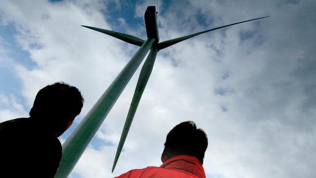 'Nederland laatste met duurzame energie'