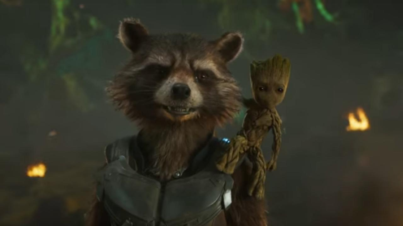 Teaser Guardians of the Galaxy Vol. 2