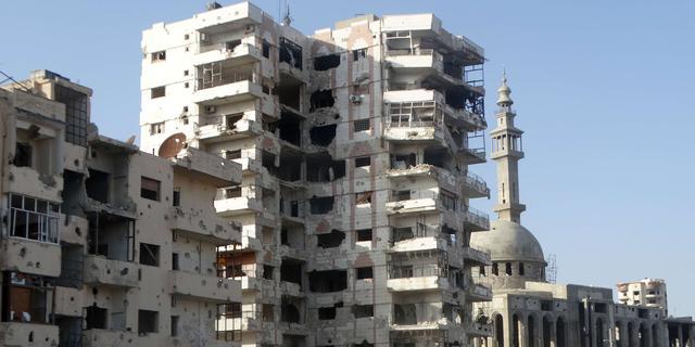 Doden bij ontploffing moskee Syrische stad Ariha