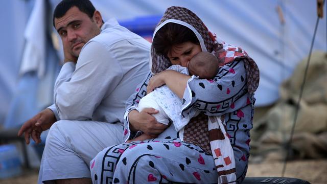 'EU-leiders moeten egoïsme thuislaten tijdens topoverleg vluchtelingen'
