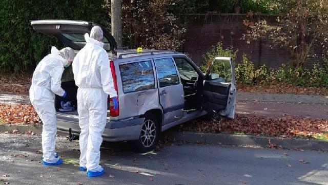 Vijf mannen aangehouden na schietpartij in Veldhoven