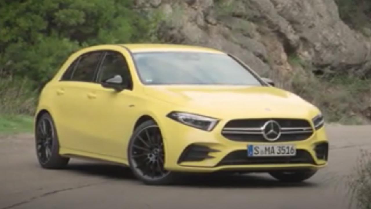 Eerste rijtest: Mercedes-AMG A35, een instapmodel met 306 pk