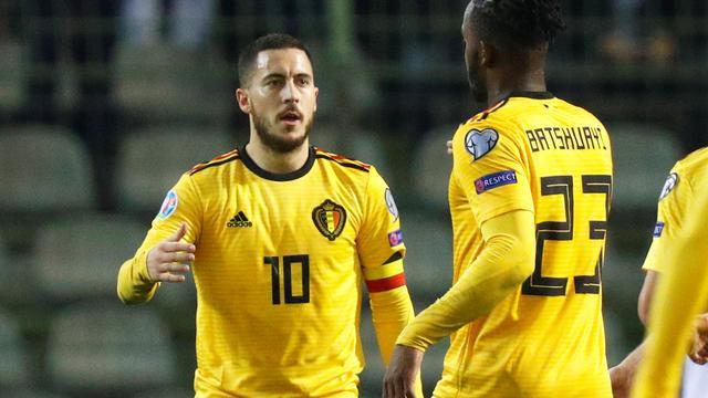België en Kroatië beginnen EK-kwalificatie met thuisoverwinning
