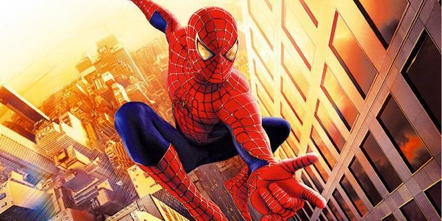 Nu op Netflix: Spider-Man (2002)