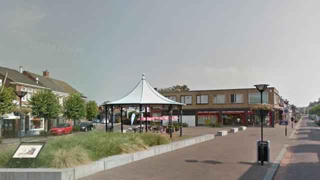 Cafetaria Ossendrecht overvallen door twee mannen