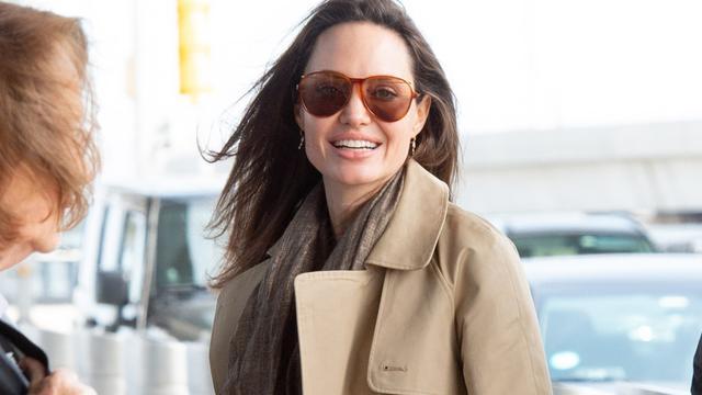 Angelina Jolie wordt redacteur bij Amerikaans opinieblad Time
