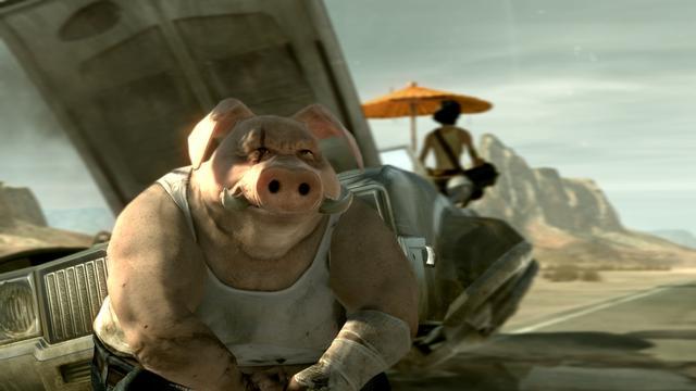 'Beyond Good & Evil 2 exclusief voor nieuwe Nintendo-console'