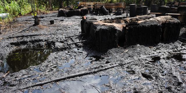Shell gaat in beroep tegen installatie lekdetectiesysteem in Nigeria