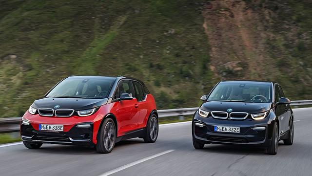BMW vernieuwt elektrische i3