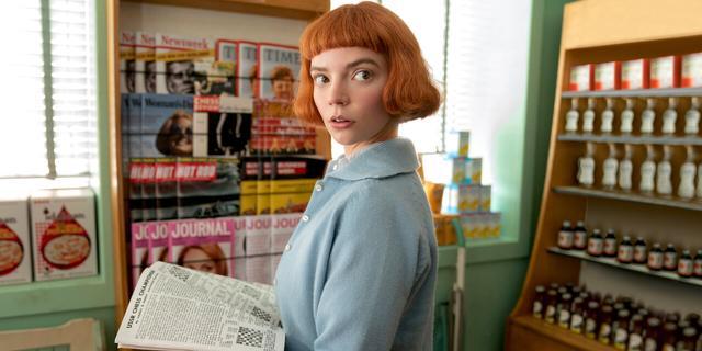 Musicalversie van Netflix-hit The Queen's Gambit in de maak
