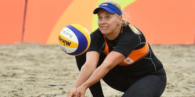 Flier/Van Iersel en Brouwer/Meeuwsen winnen op WK beachvolleybal