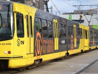 U-Ov heeft bussen ingezet op traject
