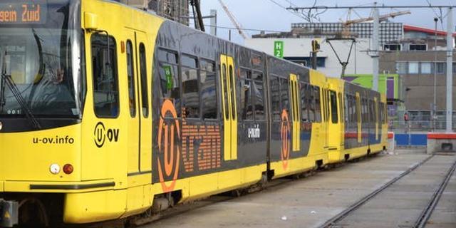 Tijdelijk geen tramverkeer van en naar Utrecht Centraal