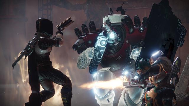 Destiny-ontwikkelaar ontvangt 100 miljoen dollar voor nieuwe games