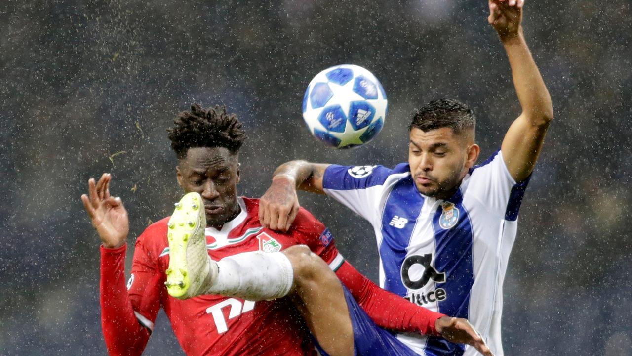 Samenvatting FC Porto-Lokomotiv Moskou (4-1)