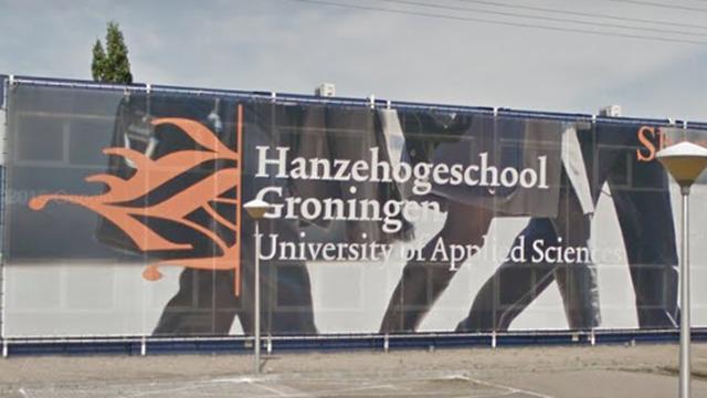 Hanzehogeschool Groningen zet beveiligers in bij tentamens