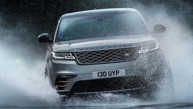 Prijzen 300 pk sterke Range Rover Velar bekend