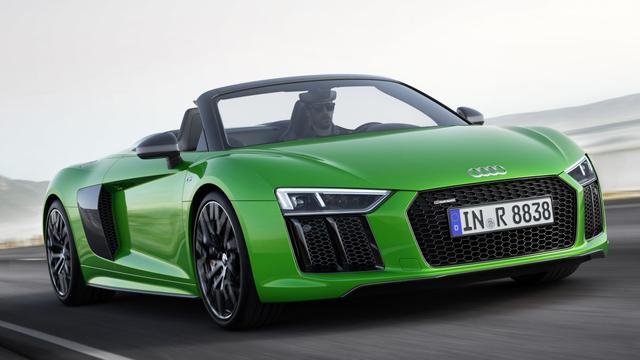 Audi maakt prijs van duurste model bekend