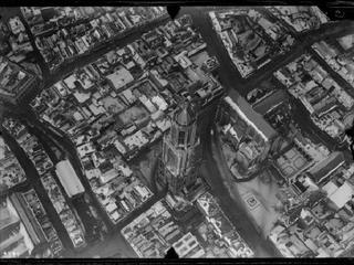 Duizenden historische luchtfoto's vrijgegeven