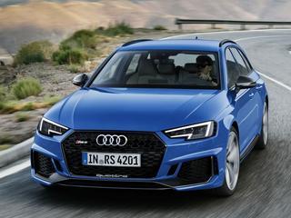 Nieuw hoofdstuk in RS4-reeks Audi