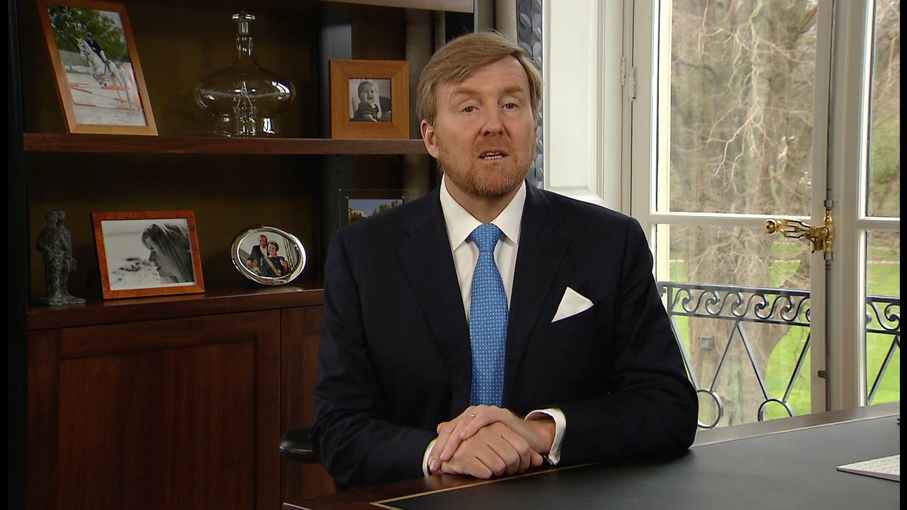 Bekijk hier de volledige toespraak van koning Willem-Alexander