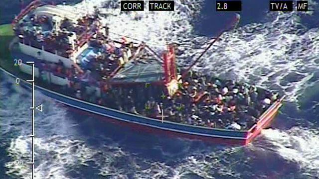 Italië bergt lichamen verdronken migranten