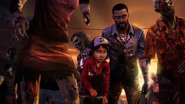 Ontwikkelaar The Walking Dead-games ontslaat honderden werknemers