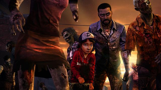 Studio van bedenker Walking Dead gaat gelijknamige game afmaken