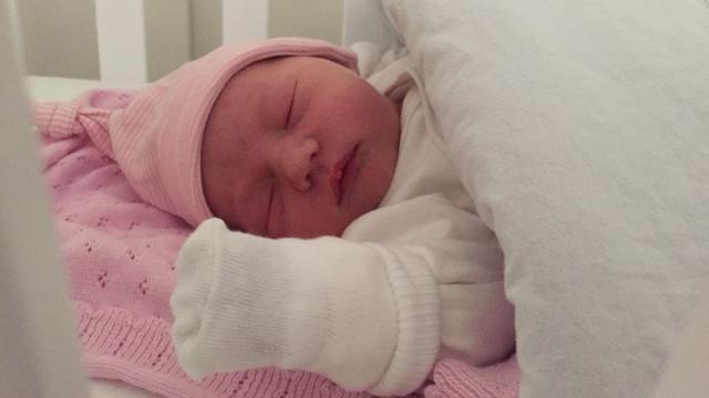 NUgeboren: schattigste baby ooit geboren in Utrecht