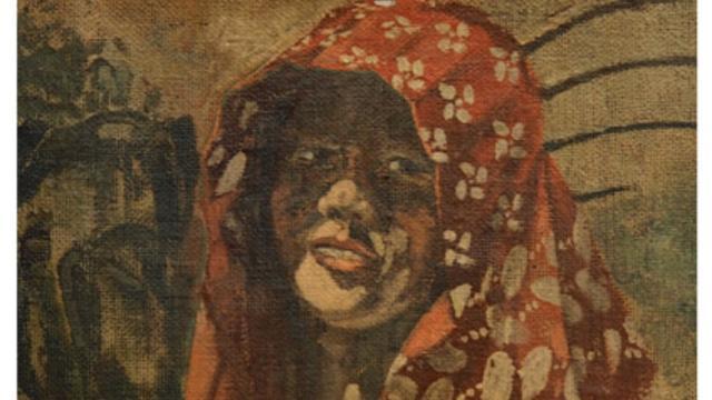Schilderij Hitler van jeugdliefde wordt geveild