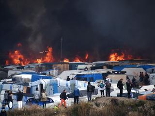 Franse autoriteiten begonnen maandag met ontruiming