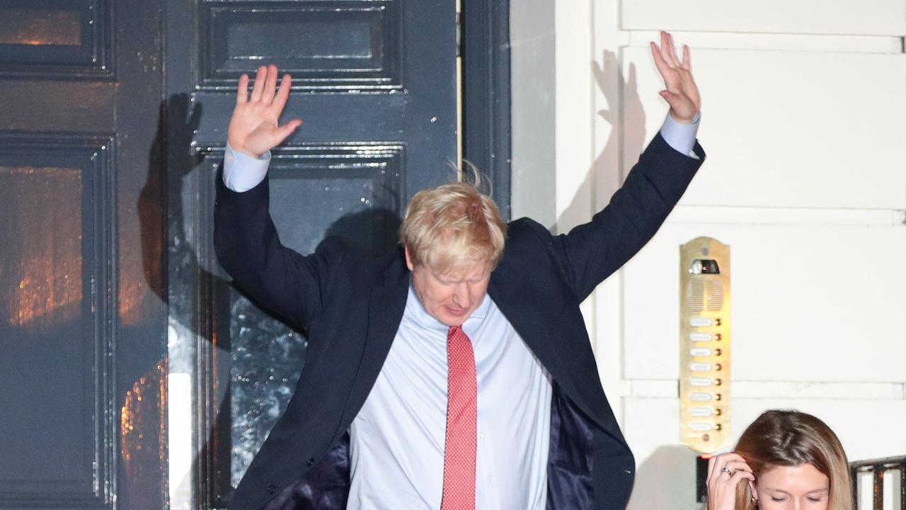 Britse verkiezingen: 'Johnson kan doen wat hij maar wil'