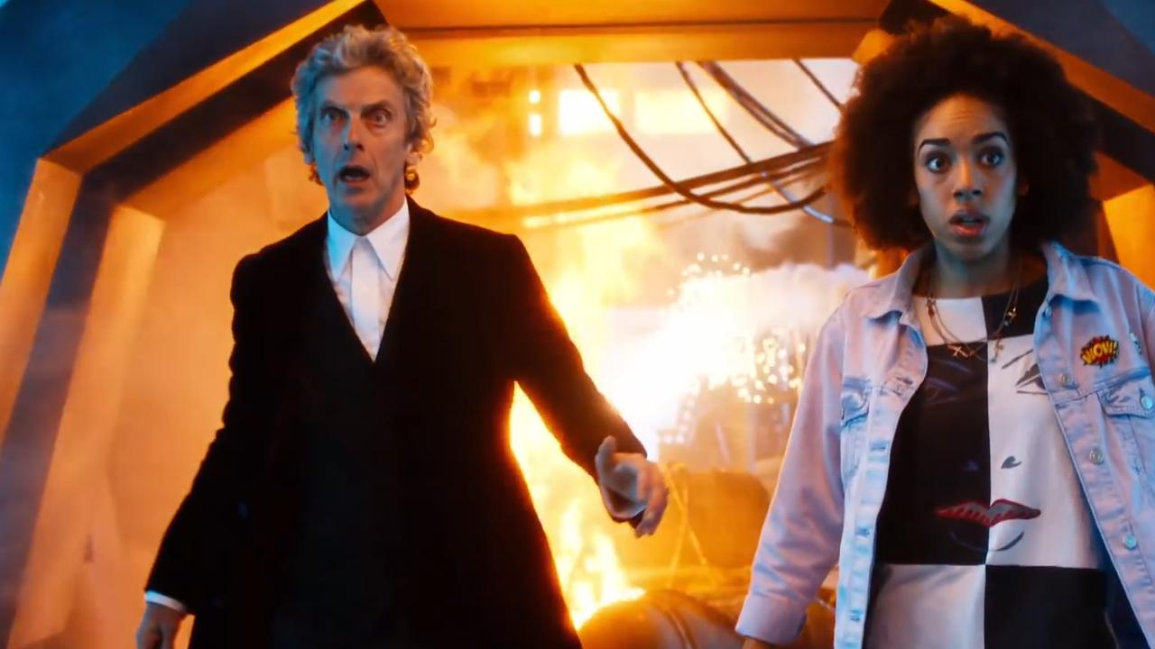 Bekijk de trailer van het tiende seizoen van Doctor Who