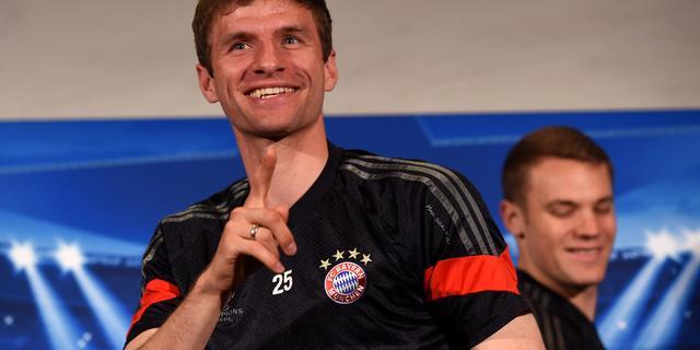 Bayern wil 'alles gaan proberen' in return tegen Barcelona