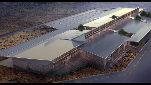 Vliegveld Galapagoseilanden volledig op groene energie