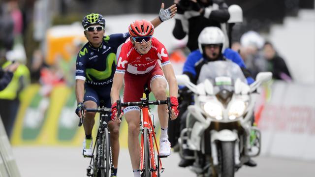 Diskwalificatie Zakarin bezorgt Quintana ritzege in Romandië