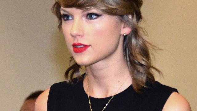 Taylor Swift op één in Maxim Hot 100-lijst