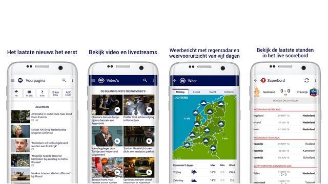 Redactieblog: Het ontwerp van onze Android-app is helemaal vernieuwd