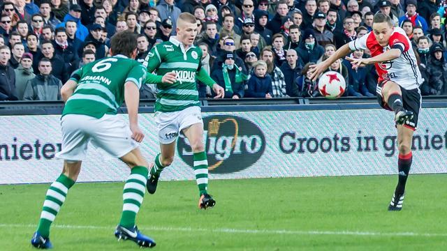 Toornstra vindt eventuele overwintering Feyenoord niet nadelig voor titelrace