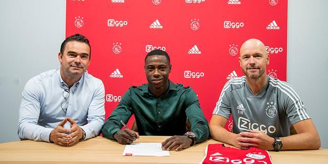 Ajax neemt Promes voor ruim 15 miljoen euro over van Sevilla