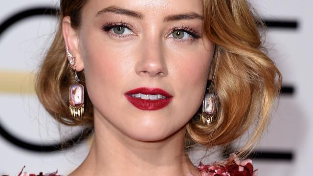 Amber Heard speelt in Aquaman-films