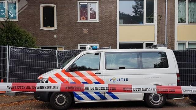 Politie doet zondag buurtonderzoek na dood man Tomatenstraat